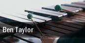 Ben Taylor Syracuse tickets