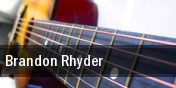 Brandon Rhyder tickets