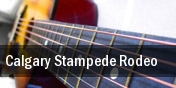 Calgary Stampede Rodeo Scotiabank Saddledome tickets