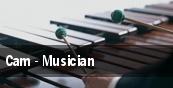 Cam - Musician tickets