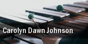 Carolyn Dawn Johnson tickets