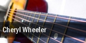 Cheryl Wheeler City Winery tickets