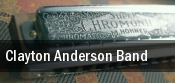 Clayton Anderson Band tickets