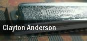 Clayton Anderson tickets