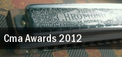 CMA Awards 2012 tickets