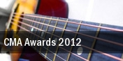 CMA Awards 2012 Nashville tickets