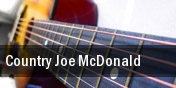 Country Joe McDonald tickets