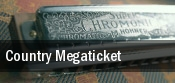 Country Megaticket Comcast Theatre tickets