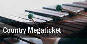 Country Megaticket Riverbend Music Center tickets