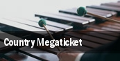 Country Megaticket Saratoga Performing Arts Center tickets