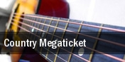 Country Megaticket Tinley Park tickets