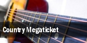 Country Megaticket Walnut Creek Amphitheatre Circus Grounds tickets