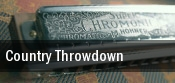Country Throwdown Hoosier Park tickets
