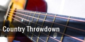 Country Throwdown Jones Park tickets