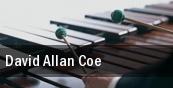 David Allan Coe Intersection tickets