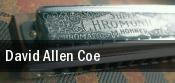 David Allen Coe Clutch Cargos tickets