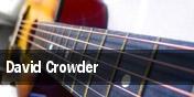 David Crowder Lowell tickets