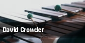 David Crowder Sovereign Center tickets