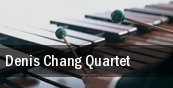Denis Chang Quartet tickets