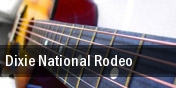 Dixie National Rodeo Jackson tickets