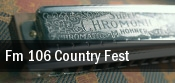 FM 106 Country Fest BMO Harris Bradley Center tickets