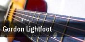Gordon Lightfoot Hoyt Sherman Auditorium tickets