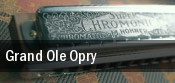 Grand Ole Opry Ryman Auditorium tickets