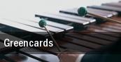 Greencards Cafe 939 At Berklee tickets