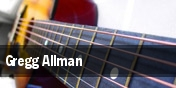 Gregg Allman Thunder Valley Casino tickets