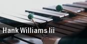 Hank Williams III Water Street Music Hall tickets