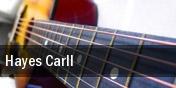 Hayes Carll Austin tickets