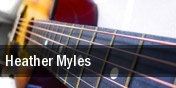 Heather Myles tickets