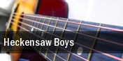 Heckensaw Boys tickets