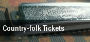 J Wilkins Blue Ridge Mountain Project USF Theatre 2 tickets