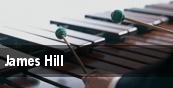 James Hill tickets