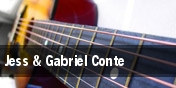 Jess & Gabriel Conte tickets