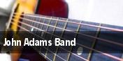 John Adams Band tickets