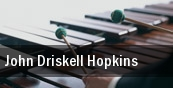 John Driskell Hopkins tickets