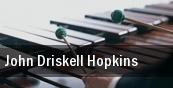 John Driskell Hopkins tickets