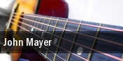 John Mayer Mansfield tickets