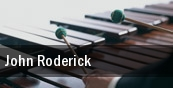 John Roderick tickets