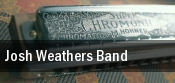 Josh Weathers Band tickets