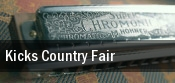 Kicks Country Fair tickets