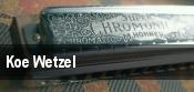 Koe Wetzel Mobile tickets