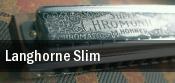 Langhorne Slim Stubbs BBQ tickets