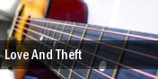 Love And Theft Shoreline Amphitheatre tickets