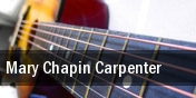 Mary Chapin Carpenter Bergen Performing Arts Center tickets