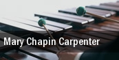 Mary Chapin Carpenter Napa tickets
