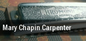 Mary Chapin Carpenter Tennessee Performing Arts Center tickets