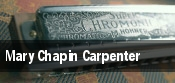 Mary Chapin Carpenter Walt Disney Concert Hall tickets